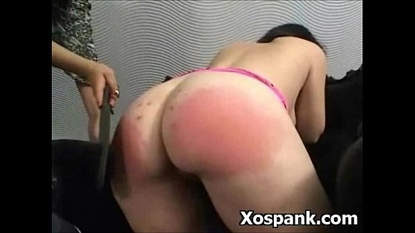 Pervert Alluring Spanking Submission