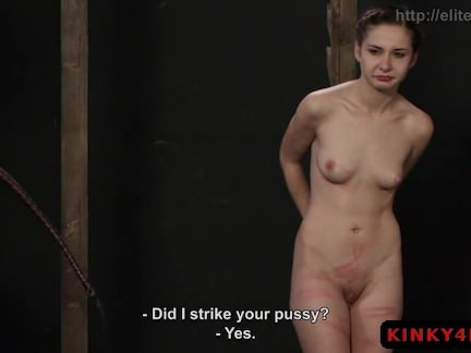 Hot pornstar spanking hard and cumshot