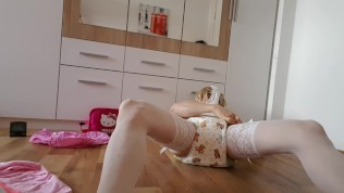 sissy public humiliation for talking back to strangers spanked diapered 1