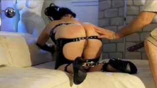 Delicia D'Anjelo In: Submissive Spankings