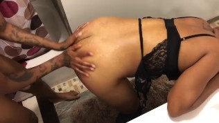 SPANKING AND POUNDING IN THE PUSSY